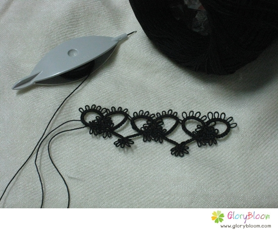 Tatting - Example