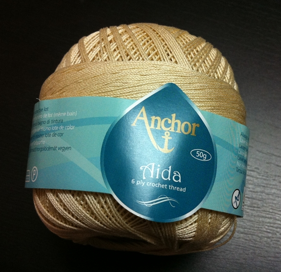 Aida Tatting Thread
