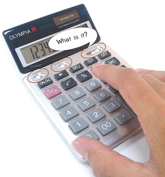 CalculatorHand
